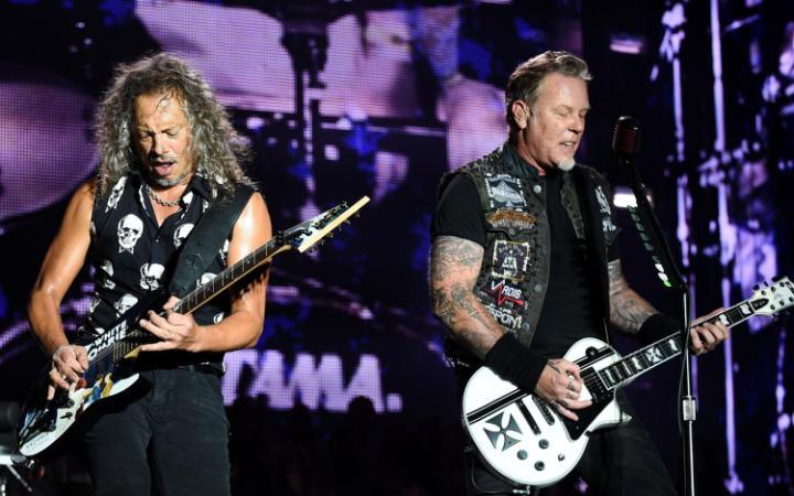 rock metallica