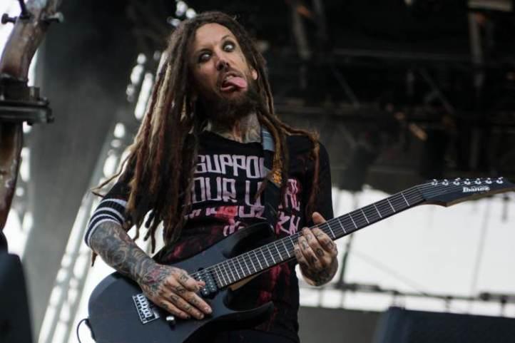 Korn - Mayhem Festival (2014)