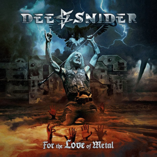 blog dee-snider-for-the-love-of-metal-cd